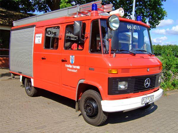 Fahrzeug TSF GW