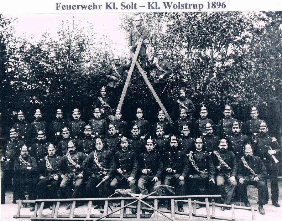 Feuerwehr 1896