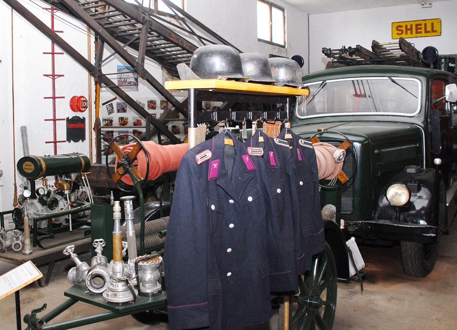 Feuerwehr Historik