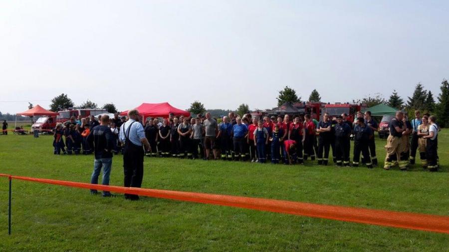 Dorf- und Feuerwehrfest Buchhorst, 26.08.2017
