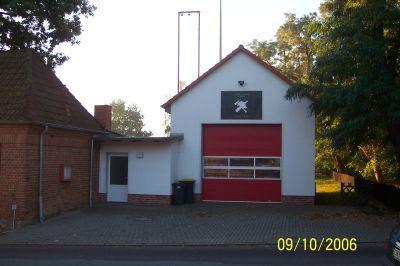 Feuerwehrgerätehaus Gehrendorf , Tel. 039002-831152