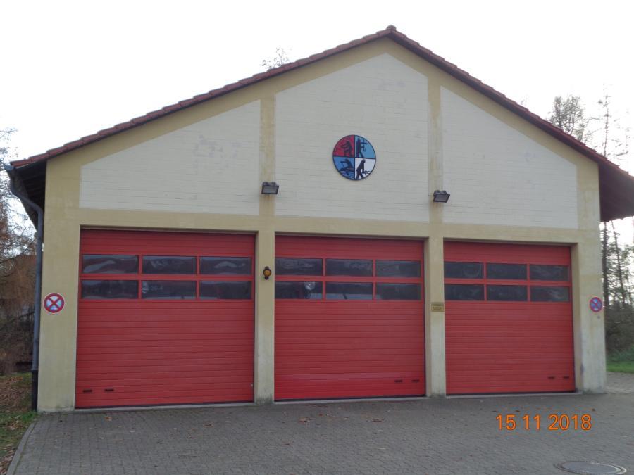 Feuerwehrhaus Wulften