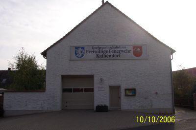 Feuerwehr Kathendorf Versammlungsraum , Tel. 039002-831223