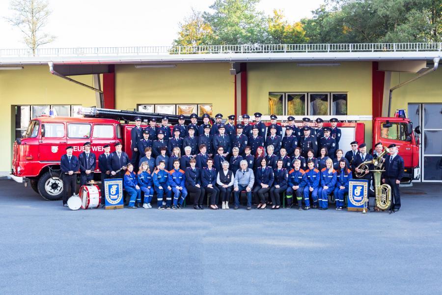 Feuerwehrverein 2015     Foto: Sven Schmitt Photography