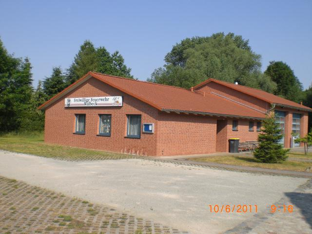 Feuerwehrgerätehaus Walbeck,  039002-831222