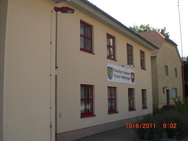 Mehrzweckraum Feuerwehr Weferlingen , Tel. 039002-831222