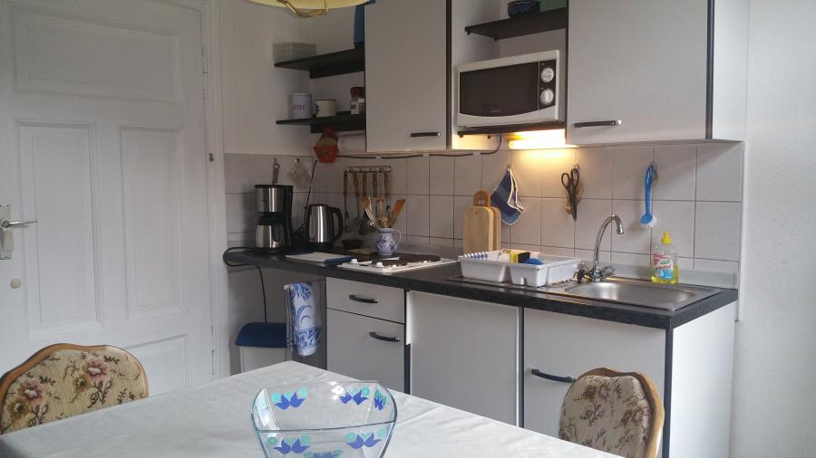 FeWo 4 Küche