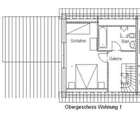 Wohnhaus OG