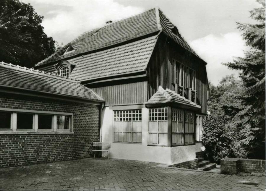 Kloster Hiddensee 1971