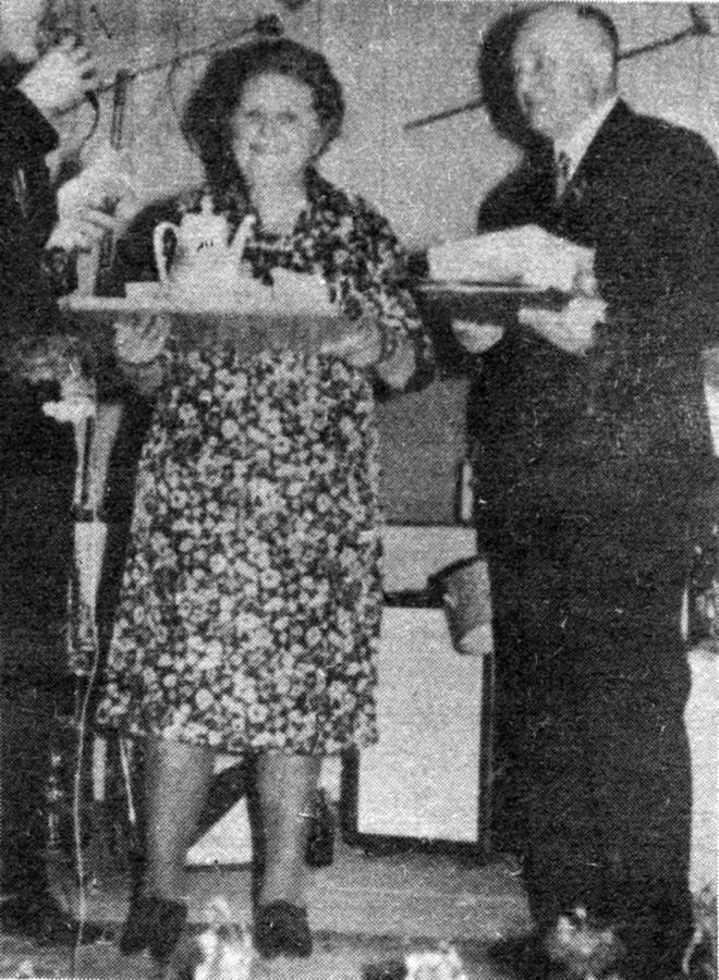Frieda Penzlin und Wilhelm Paulig