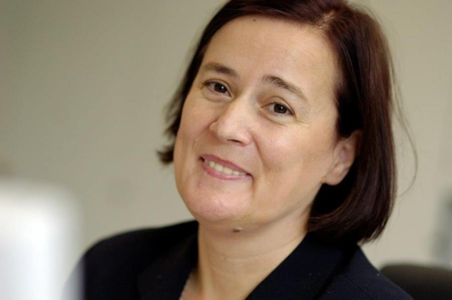 Bürgermeisterin Sabine Schlüter