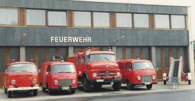 FF Kastellaun Fahrzeuge 1971