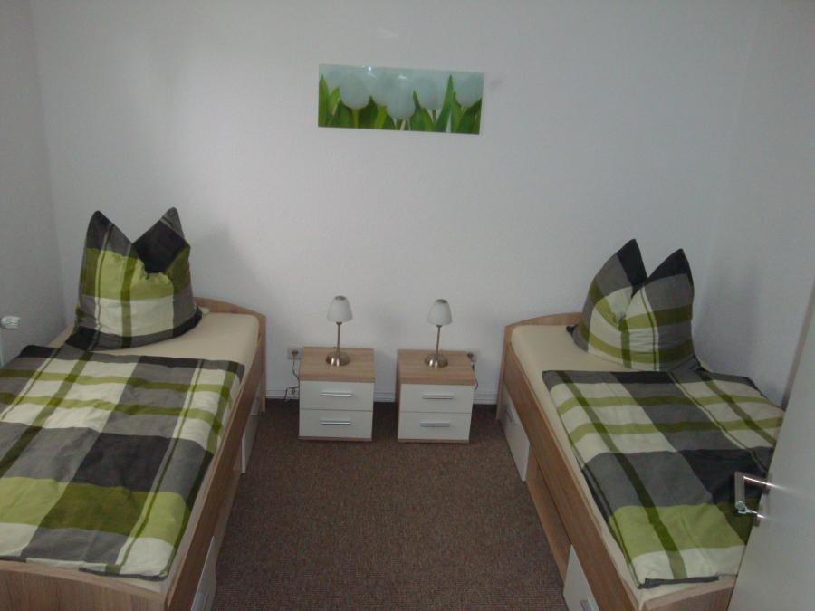 Schlafraum - Ferienhaus Binder