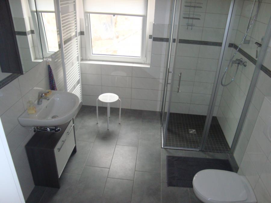 Badezimmer - Ferienhaus Binder