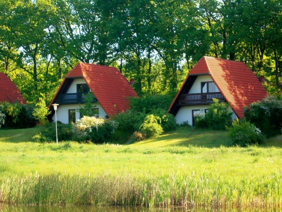 Finnhäuser am Vogelpark - Recknitz Tourist Marlow