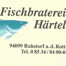 Fischbraterei Härtel - Logo