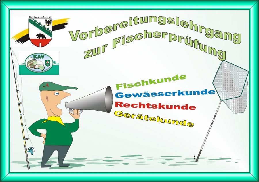 Fischerprüfung KAV Sangerrhausen