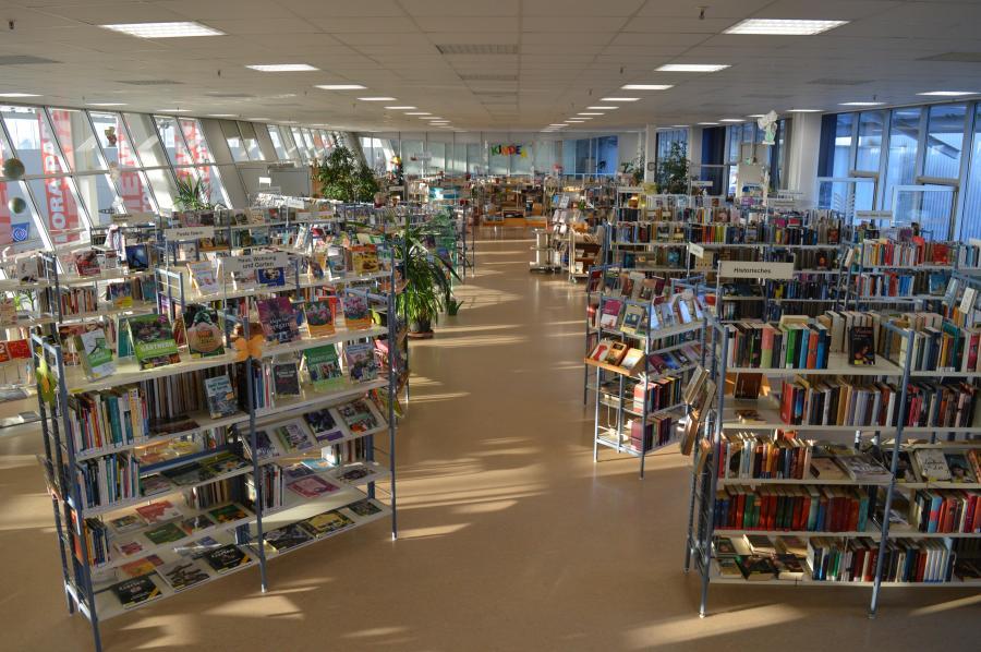 stadtbibliothek magdeburg stadtteilbibliothek flora park. Black Bedroom Furniture Sets. Home Design Ideas