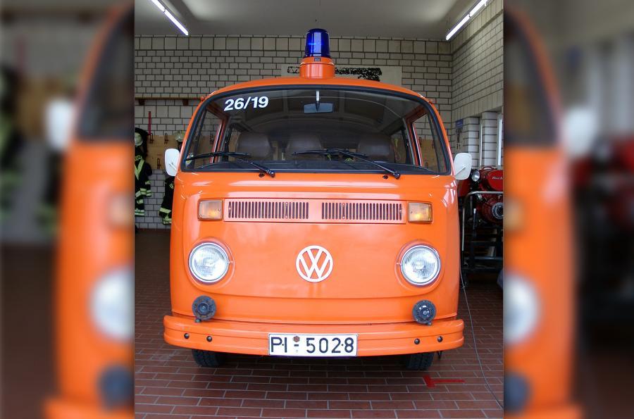 Mannschaftstransportwagen (MTW), VW T2, 1976/2003