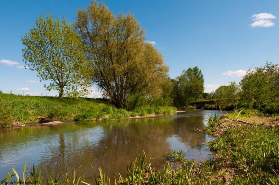 Fluss2012/13 Helme / Foto: Philipp Freudenberg