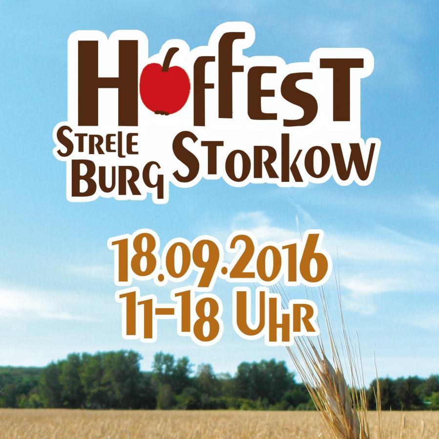 Hoffest Burg Storkow