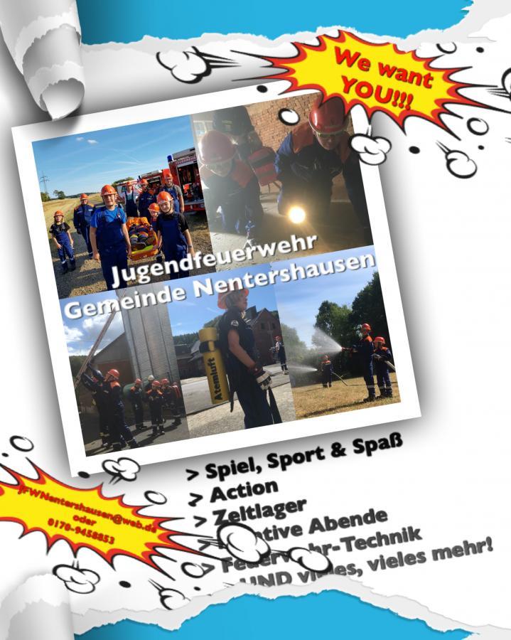 Flyer JFW-Gemeinde Nentershausen