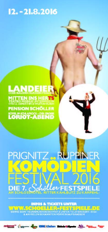 Schöller Festspiele 2016