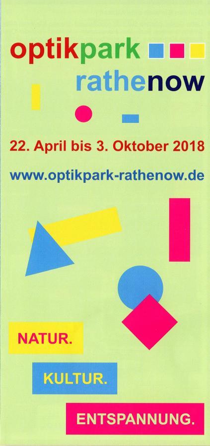 Flyer Optikpark 2017