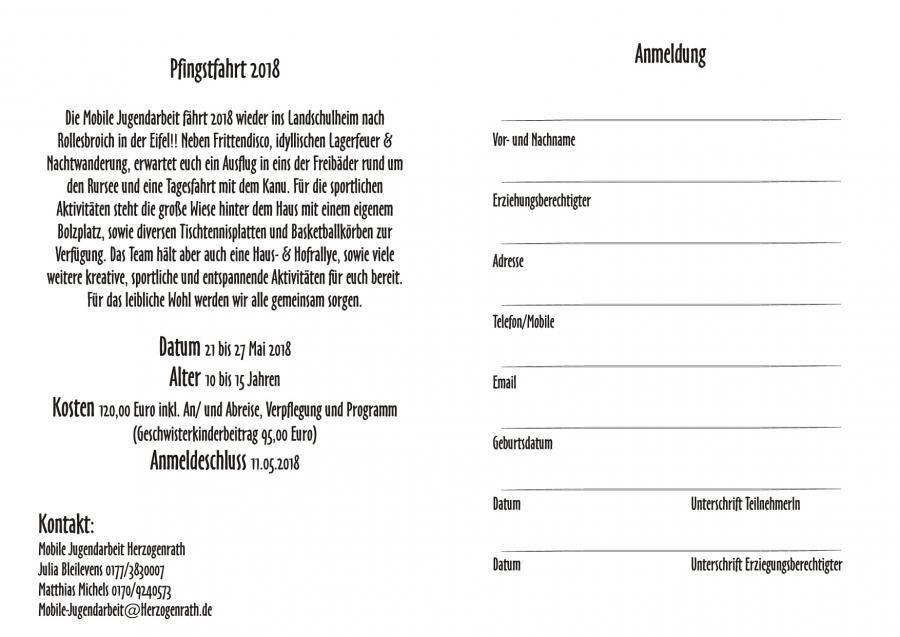 Pfingstfahrt 2018 Seite2