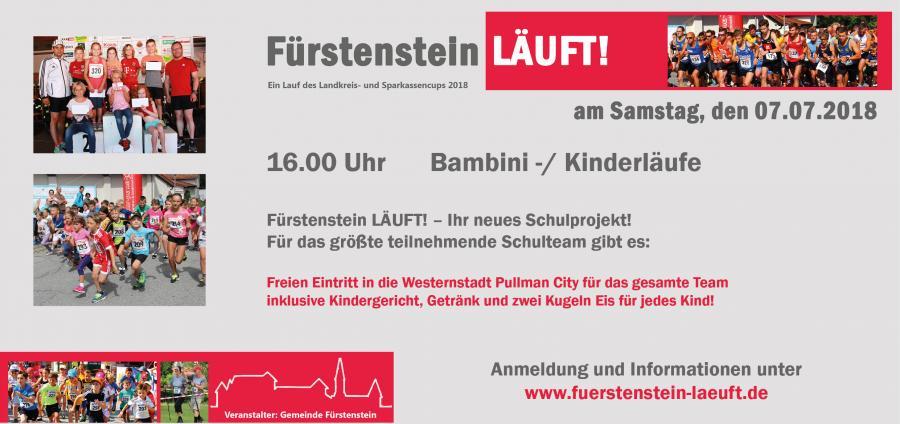 Fürstenstein Läuft -