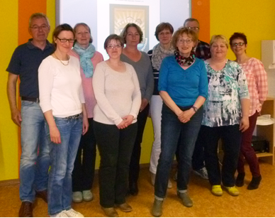 Gründungsmitglieder Förderverein 2016