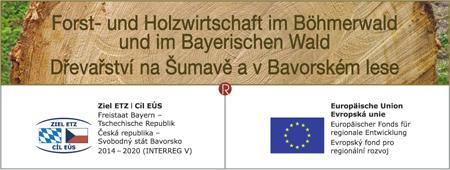 Förderhinweis Forst- und Holzwirtschaft Interreg