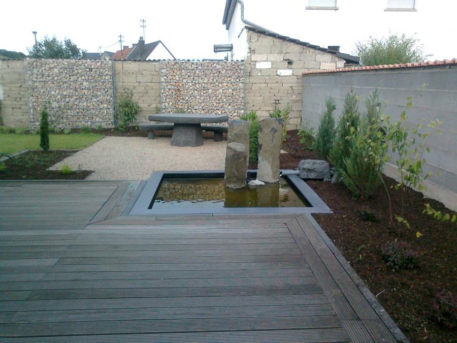 Gartenplanung in Plaidt (ca. 315 qm)