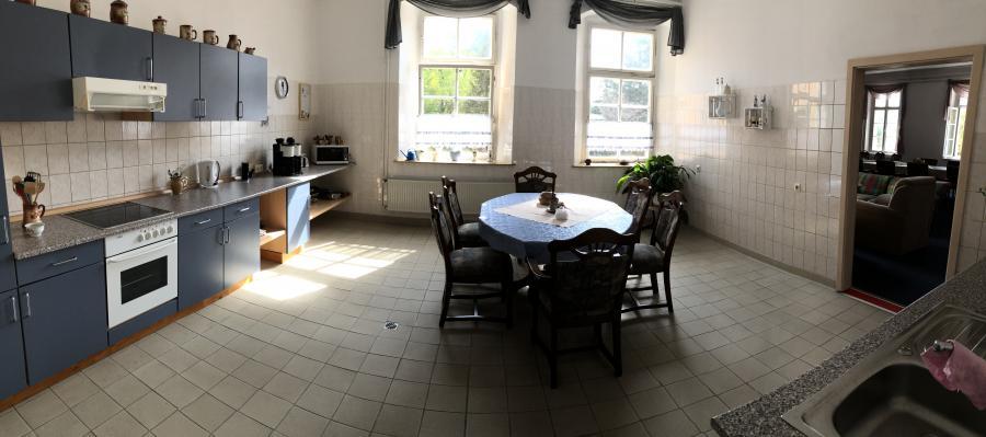 Küche Tagespflege