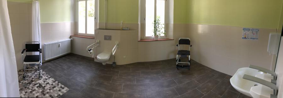 Badezimmer Tagespflege