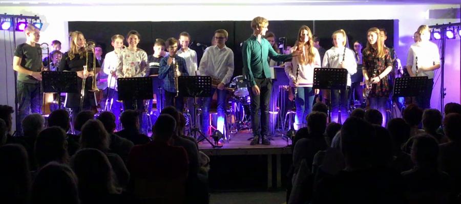Big-Band-Klasse