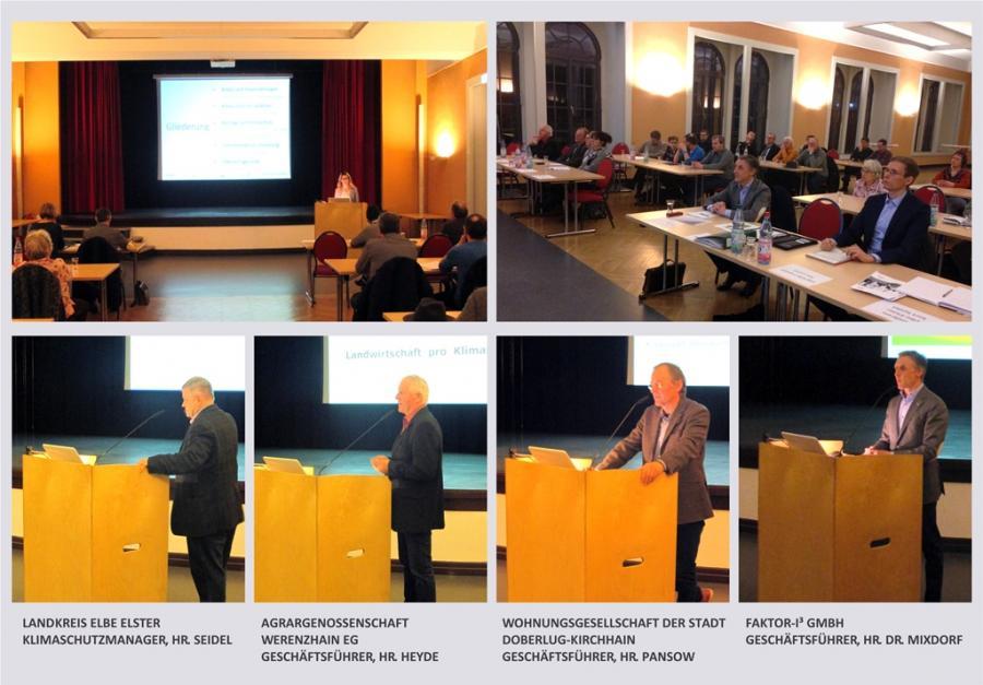 Informationsabend Klimaschutz in Doberlug-Kirchhain