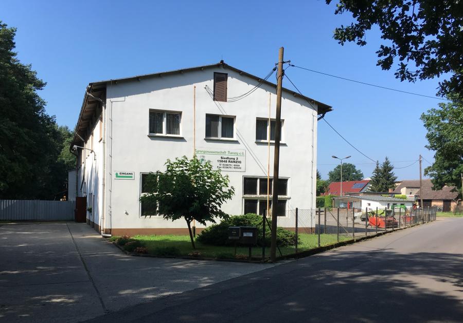Geschäftsstelle des KBV
