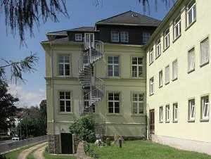 Schule Treppe
