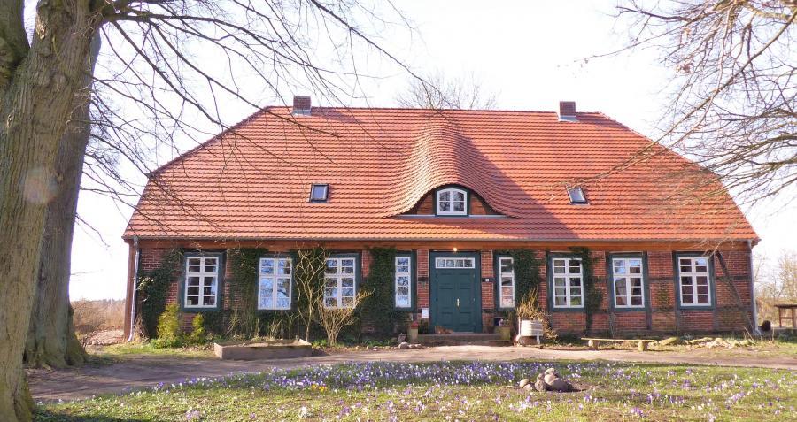 Ferienwohnung Forsthof Mestlin Foto: J. Gössling