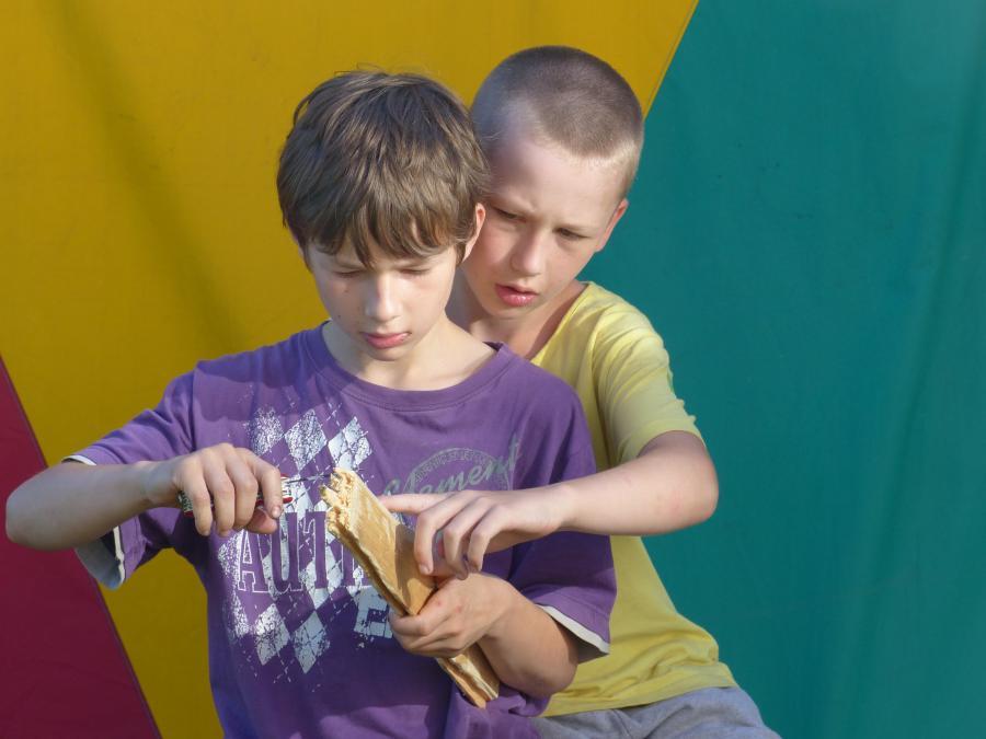 Kinder und Jugendarbeit J. Gössling