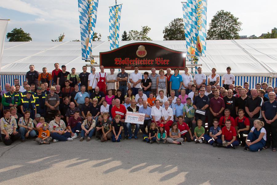 Flohmarktfamilie 2014