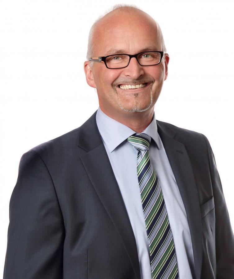 1. Bürgermeister Rudolf Müller