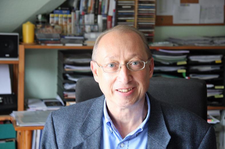 Pfarrer O. Beier