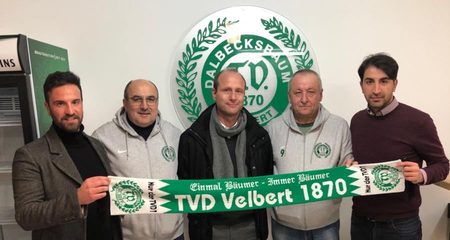 Trainerteam+sportliche Leitung 1.Mannschaft-TVD