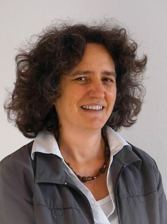 Bild zeigt Verena Strub, Integrationsbeauftragte der Stadt Maintal; Foto: Ulrike Beimel