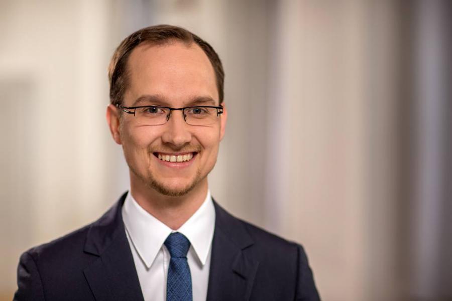 Bürgermeister Thomas Gottweiss