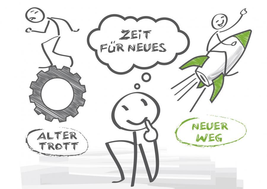 Alter-Trott-Neuer Weg