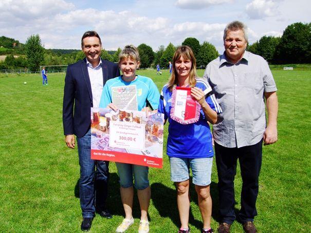 Fairplay-Sieger Frauen SV Großgrimma