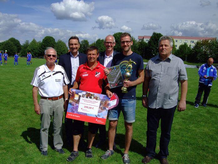 Fairplay-Sieger 1. Kreisklasse Staffel 1 SG Baumersroda/Burgscheidungen